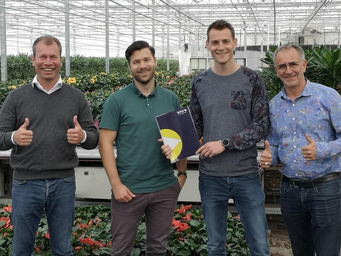 Forever Plants kiest voor nieuw aflever en sorteersysteem WPS