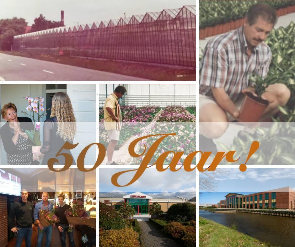 50 jaar Levoplant