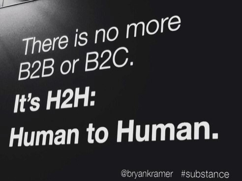 Human to Human