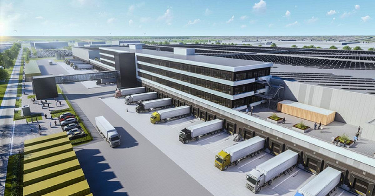 Zalando bouwt megadistributiecentrum in Bleiswijk