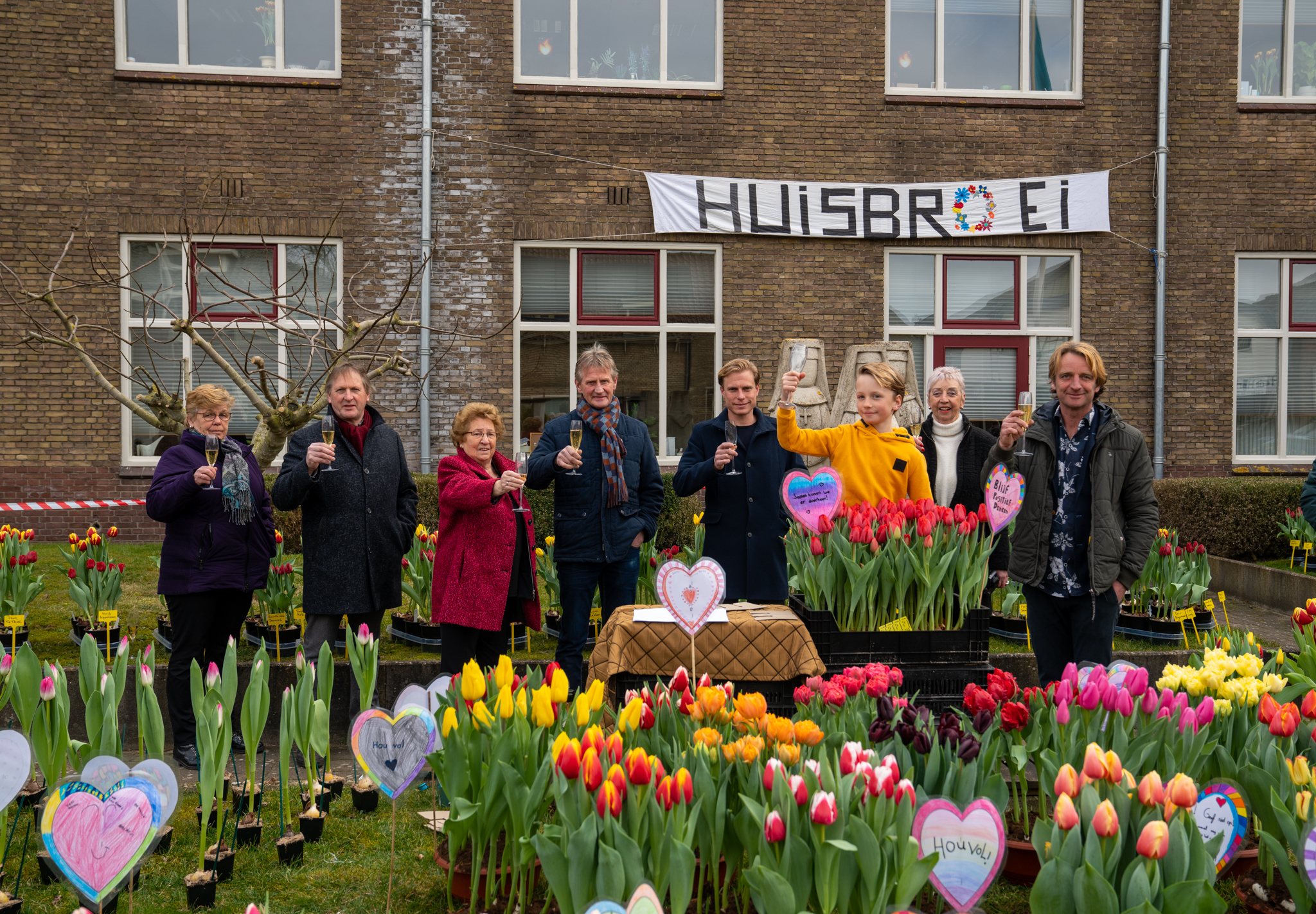 Back to Live tulp gedoopt Floranews