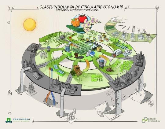 Glastuinbouw in de circulaire economie-Floranews